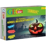 FRANZIS GEOlino - Halloween Kürbis-Beleuchtungsset