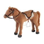 "Heunec BIBI TINA Pferd ""Amadeus"" stehend 75 cm"