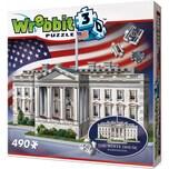 Wrebbit Wrebbit 3D Puzzle 490 Teile The White House - Washington