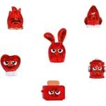 Hasbro Hanazuki Sammelschätze 6er-Pack Rot/Entschlossen