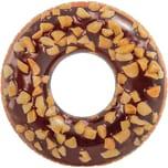Intex Schwimmreifen Nussiger Schokoladen-Donut
