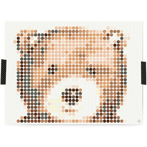 Dot On Art Cuddle Teddy 30 X 40 cm