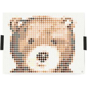 Dot On Art Cuddle Teddy 30 X 40 cm