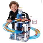 Klein Spielzeug Bosch Parkhaus mit 3 Ebenen inkl. 2 Fahrzeuge