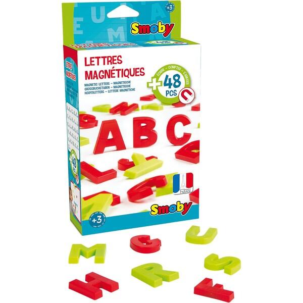 Smoby 48 Magnetbuchstaben