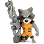 Jazwares Metalfigs Marvel Guardians of the Galaxy 4 Figur Rocket Racoo