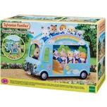 Epoch Traumwiesen Sylvanian Families Baby Bus Sonnenschein