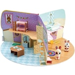 Tomy Fuzzikins Cottontail Cottage