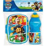 Joy Toy Paw Patrol Set: Pausenbox Trinkflasche
