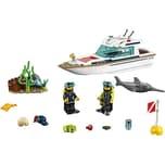LEGO 60221 City Tauchyacht