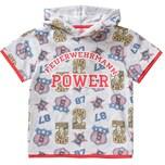 Feuerwehrmann Sam T-Shirt mit Kapuze für Jungen