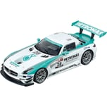 "Carrera Digital 124 23837 Mercedes-Benz SLS AMG GT3 ""Petronas No.28"""