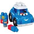 Mattel Mega Bloks Kleines Fahrzeug Polizeiauto