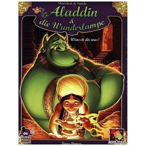 Asmodee Aladdin die Wunderlampe Spiel