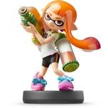 Nintendo Amiibo Inkling Super Smash Bros. Collection