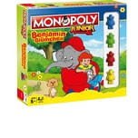 Winning Moves Monopoly Junior Benjamin Blümchen Collector'S Edition