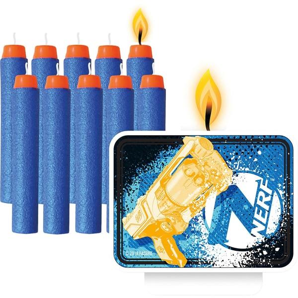 Amscan 11 Kerzen Nerf