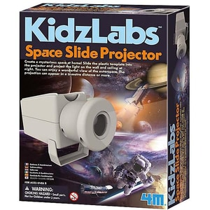 4M KidzLabs Space Slide Projektor