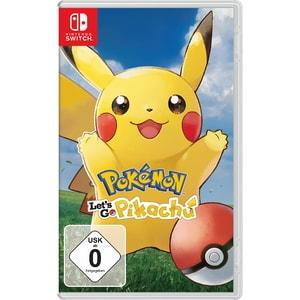 Nintendo Switch PokémonLet'S Go Pikachu!
