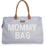 Childhome Wickeltasche Mommy Bag grauweiß