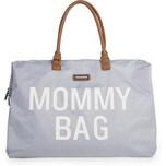 Childhome Wickeltasche Mommy Bag grauweiß