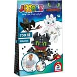 Schmidt Spiele Jixelz Puzzle Dragons 700 Teile