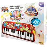 Winfun Jumbo Pianomatte Step-To-Play