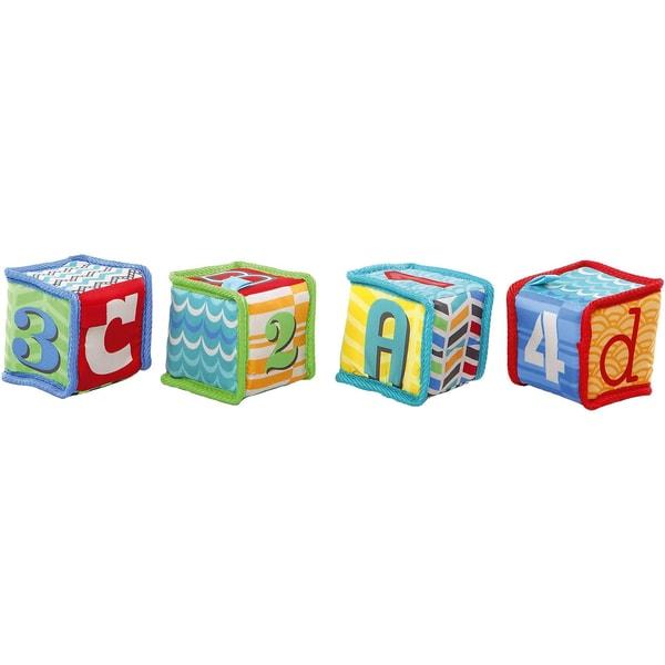 Kids II Bright Starts Grab & Stack Stapelwürfel