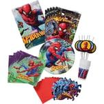 Procos Partyset Spiderman Team Up 56-tlg.