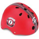 Globber Helm Junior XXSXS 48-51 cm rot-race