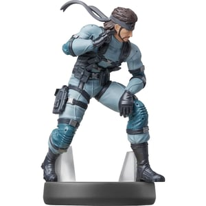 Nintendo amiibo Super Smash Bros. Collection Snake