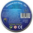Schlaue Knete Farbwechsel 50 g Metalldose