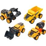 Klein Spielzeug Volvo Baustellen-Mega-Set 4-tlg.