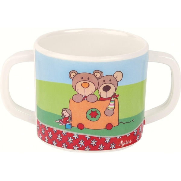Sigikid Melamin-Tasse Wild And Berry Bears 24520
