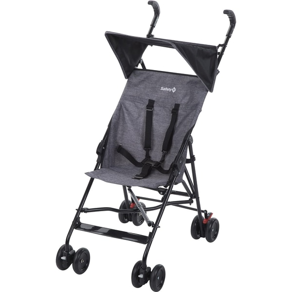Safety 1st Buggy Peps inkl. Sonnenverdeck Black Chic