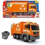 Dickie Toys Garbage Truck