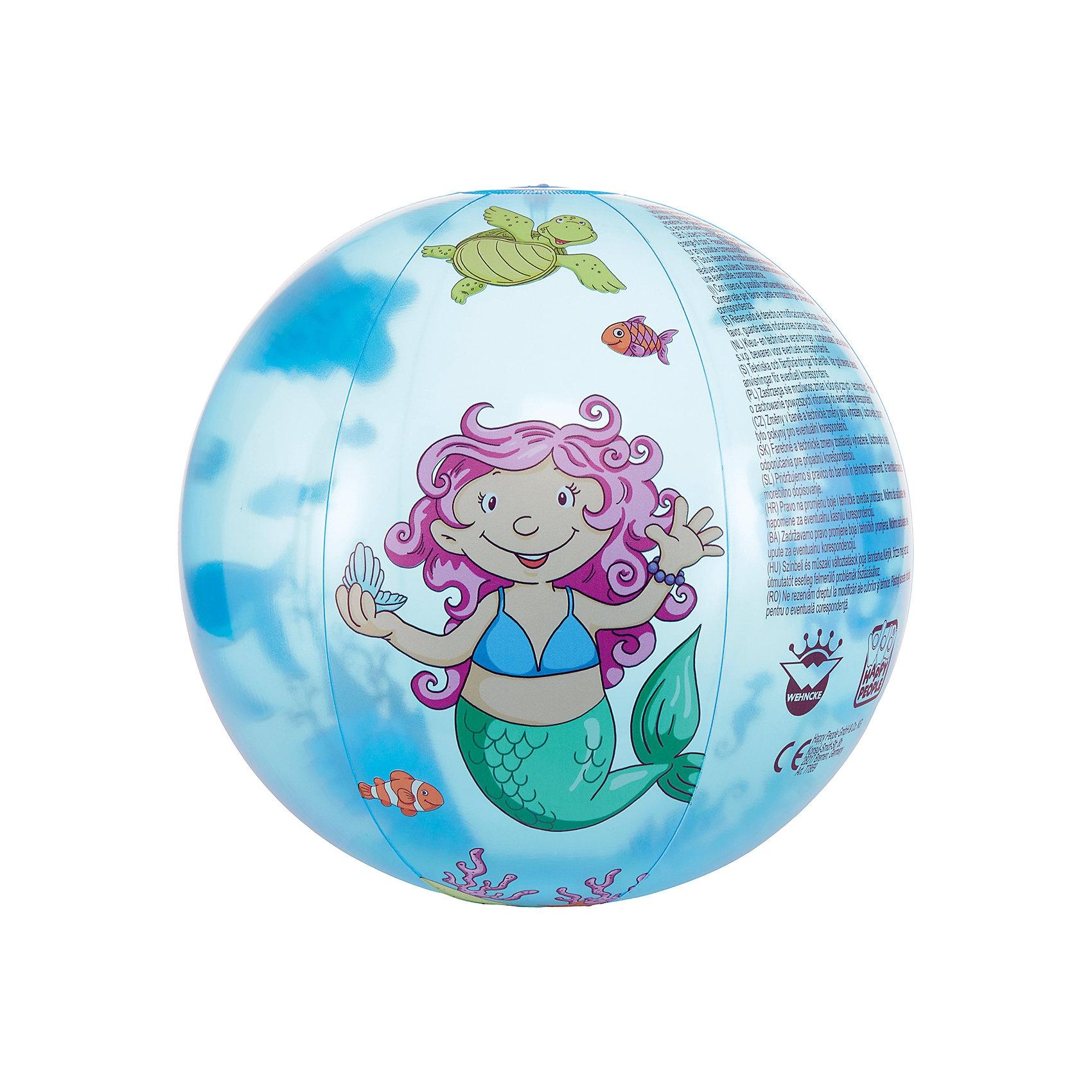 Happy People Strandball Die kleine Nixe