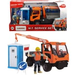 Dickie Toys Playlife-M.T. Set