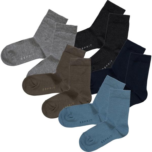 Esprit Kinder Socken 5Er Pack