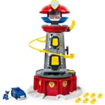 Spin Master PAW Patrol Mighty Pups Lifesize Lookout Tower Zentrale - 70 cm groß