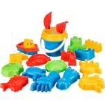 MyToys Sandspielzeug XXL Set 20-teilig