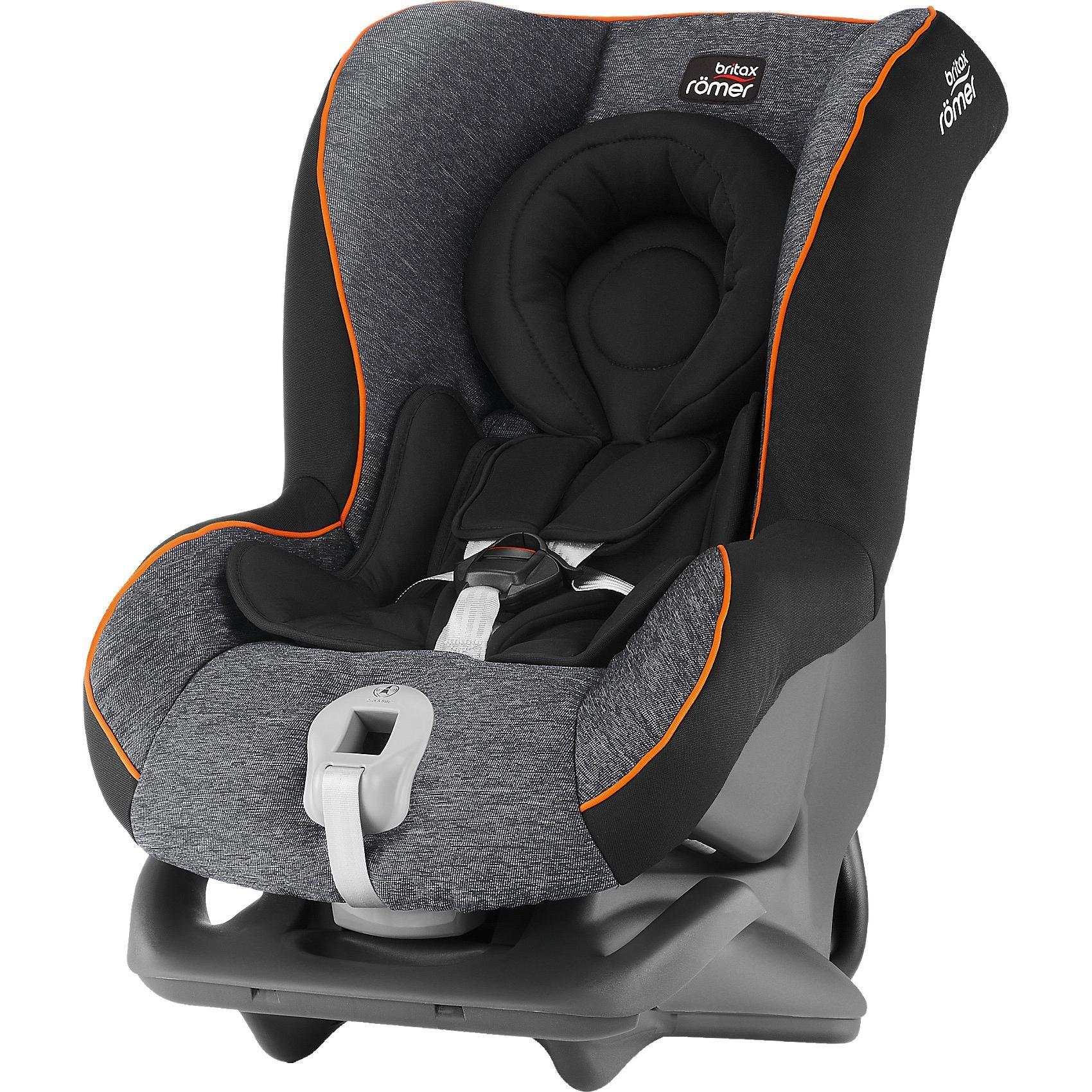 Britax Römer Auto-Kindersitz First Class Plus Black Marble 2018