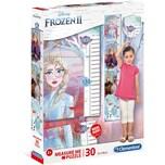 Clementoni Messlatten Puzzle 30 Teile - Disney Eiskönigin 2