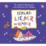 CD Schlaflieder für Kinder Die schönsten Kinderlieder zum Einschlafen und Träumen