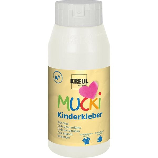 C. KREUL Mucki Kinderkleber transparent 750 ml