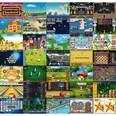 Spielkonsole Arcade mit 202 Spielen