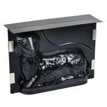Kaiser 3D Backform Maxi Lamm 1,75l, antihaftbeschichtet, Lammform für Ostern, Befestigungsklammern