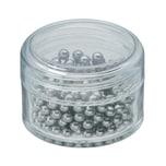 WMF Basic Reinigungsperlen Cromargan Edelstahl für Karaffen, Dekanter, Vasen oder Flaschen