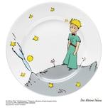 WMF Der kleine Prinz Kindergeschirr Kinderteller Ø 19,0 cm, Porzellan, spülmaschinengeeignet, farb- und lebensmittelecht