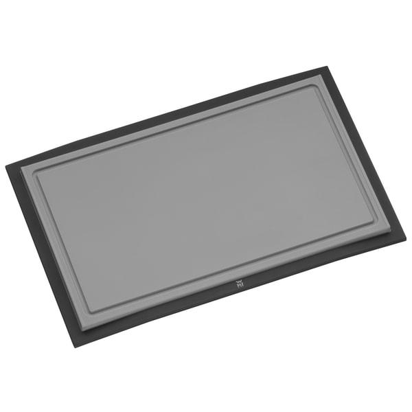 WMF Touch Schneidebrett Tranchierbrett schwarz, 32 x 20 cm